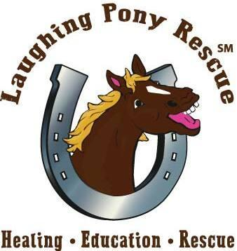 Laughing Pony Rescue Inc Logo