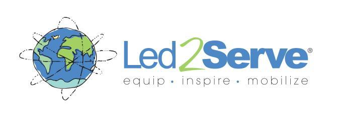 Led2Serve Logo