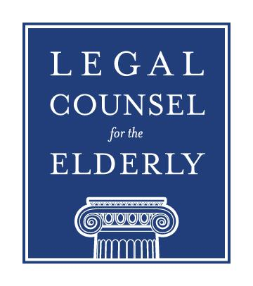 Legal Counsel for the Elderly Logo