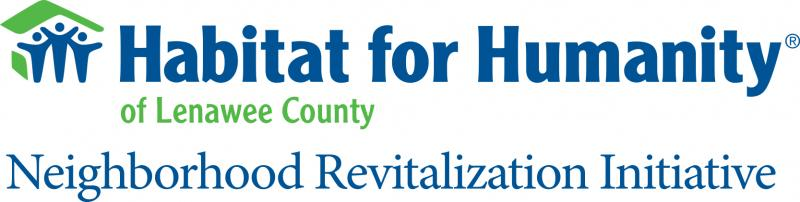 HABITAT FOR HUMANITY OF LENAWEE COUNTY Logo
