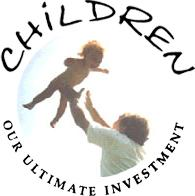 Children: Our Ultimate Investment Logo