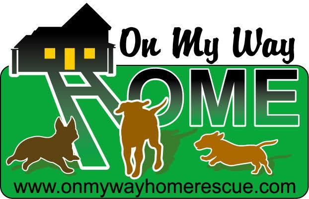 On My Way Home Rescue Logo