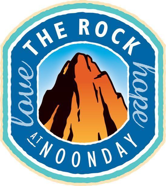 The Rock at NoonDay Logo