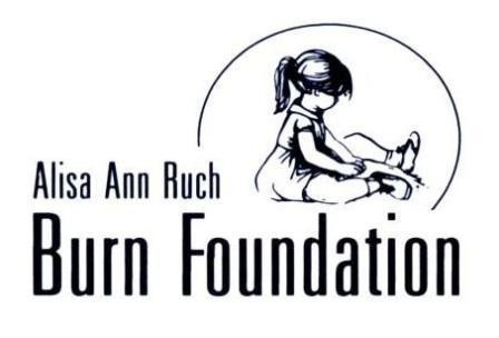 Alisa Ann Ruch Burn Foundation Logo
