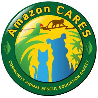 Amazon CARES - Community Animal Rescue, Education and Safety Logo