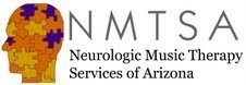 NEUROLOGIC MUSIC THERAPY SERVICES OF ARIZONA Logo