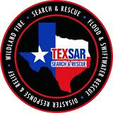 TEXSAR: Texas Search and Rescue Logo