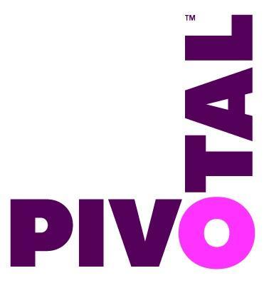 Pivotal (formerly Silicon Valley Children's Fund and TeenForce) Logo