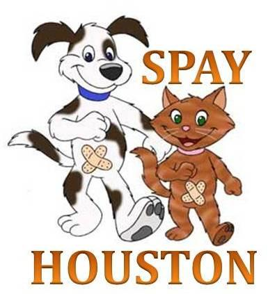 Spay Houston Logo
