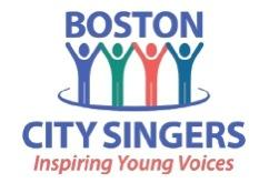 Boston City Singers Inc Logo