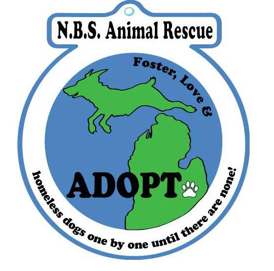 NBS Animal Rescue Logo