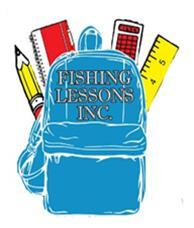 Fishing Lessons Inc. Logo