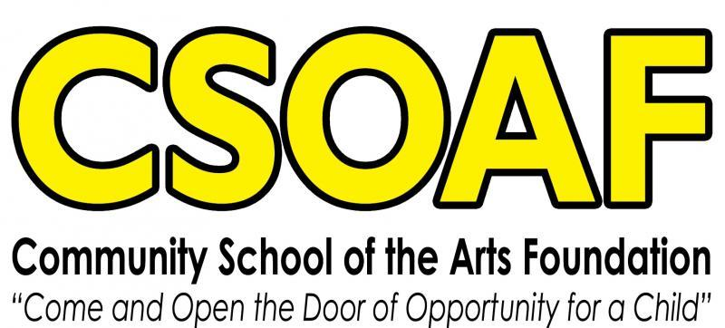 Community School Of Arts Foundation Logo