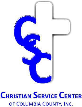 Christian Service Center Of Columbia County Inc Logo