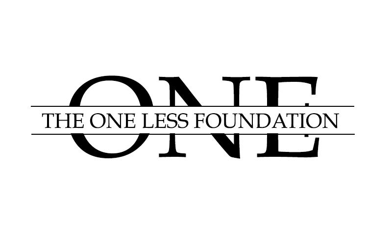THE ONE LESS FOUNDATION Logo