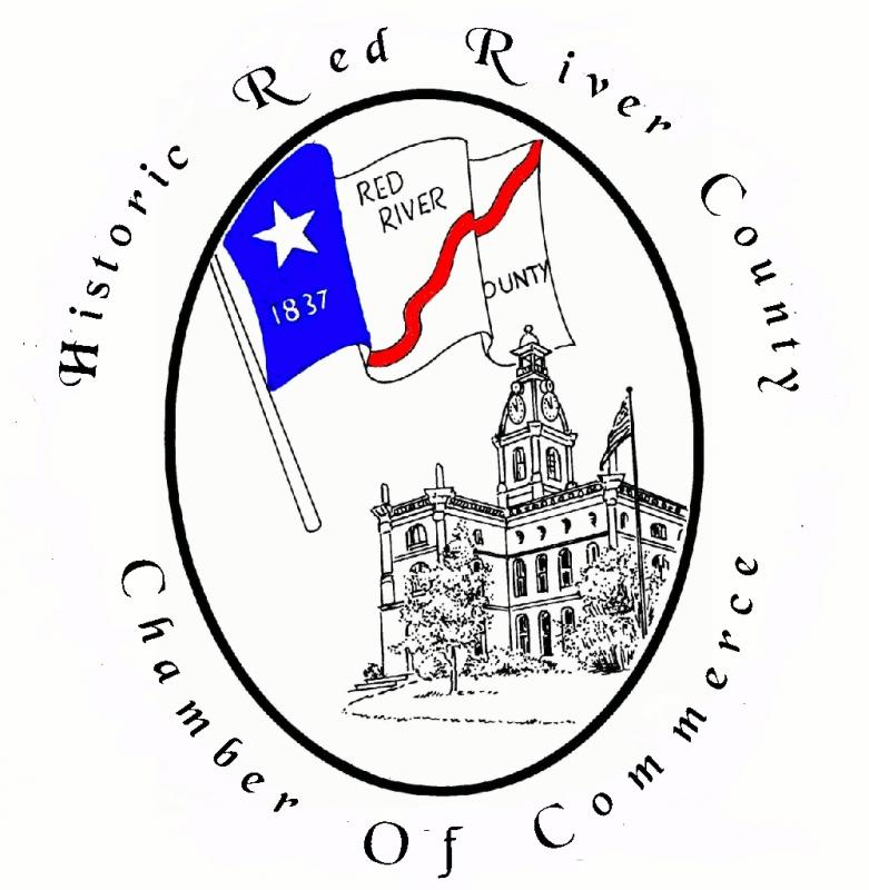 Historic Red River County Chamber of Commerce Logo