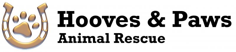Hooves & Paws Animal Rescue Logo