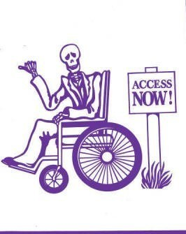 Disabled Rights Action Committee Logo