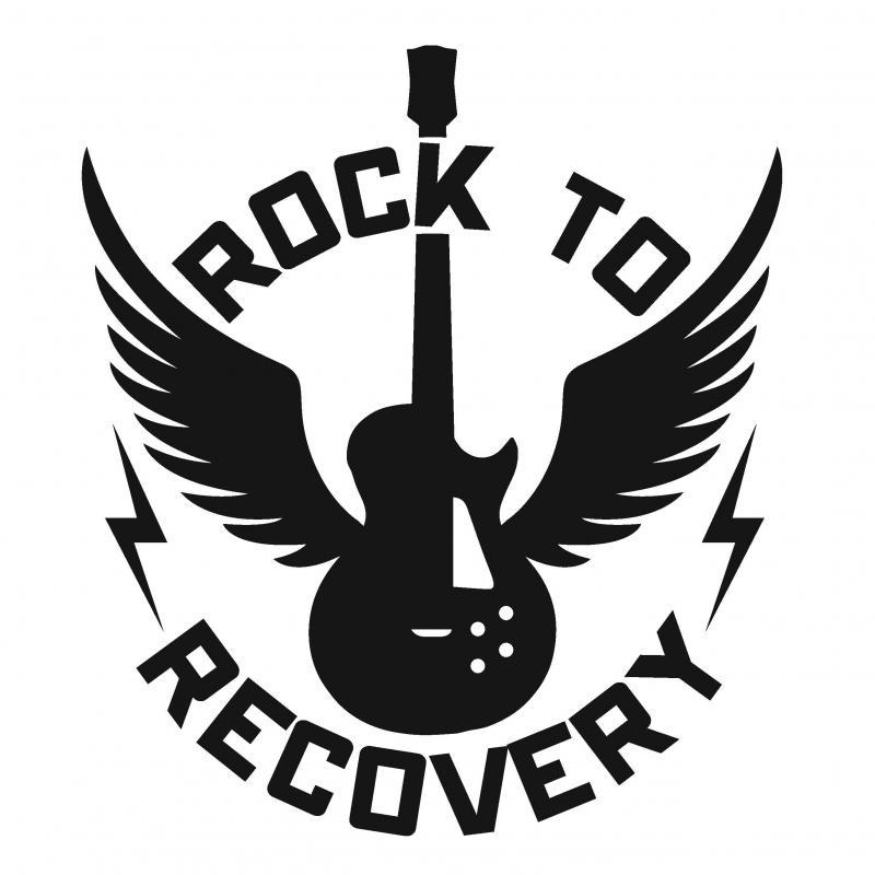ROCK TO RECOVERY Logo