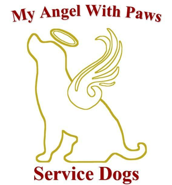 My Angel with Paws, Inc. Logo