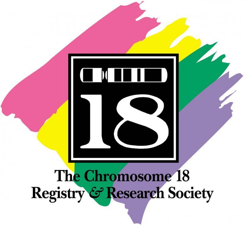 Chromosome 18 Registry and Research Society Logo