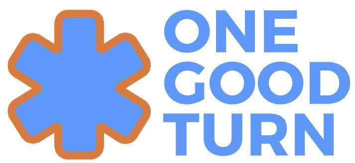 One Good Turn Logo