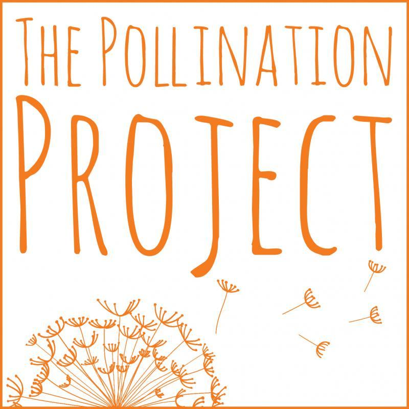 The Pollination Project Foundation Logo