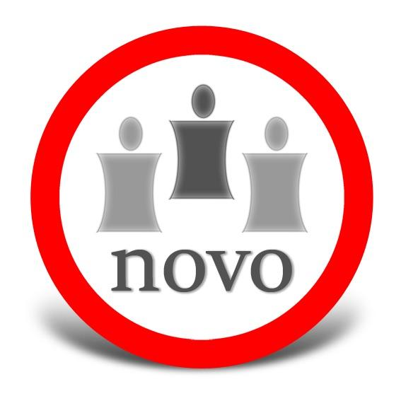 Novo Ministries Inc Logo