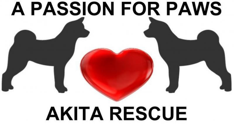 A Passion for Paws Rescue Inc Logo