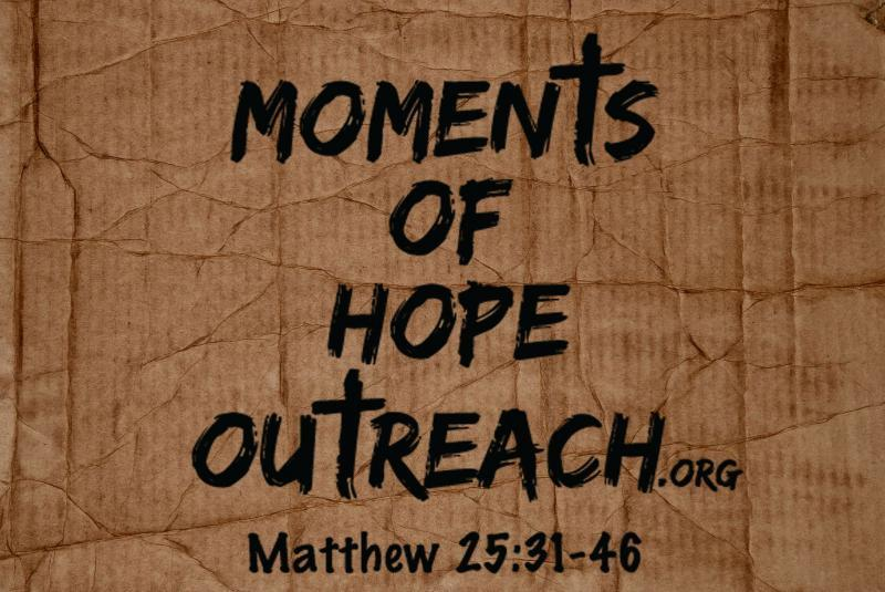Moments Of Hope Outreach Logo