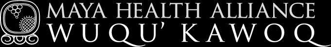 Wuqu' Kawoq - Maya Health Alliance Logo