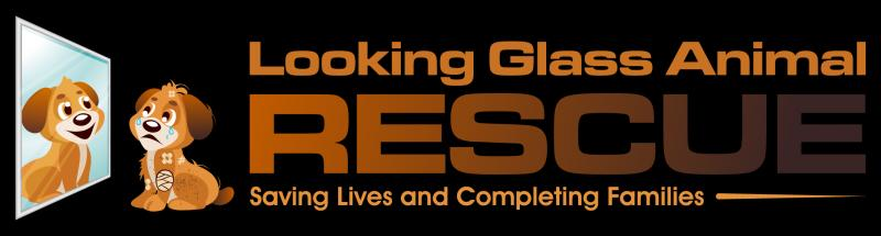 Looking Glass Animal Rescue Logo