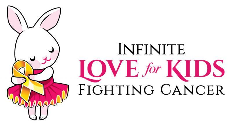 Infinite Love For Kids Fighting Cancer A Nj Nonprofit Corporation Logo