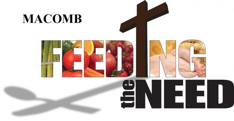 Macomb Feeding the Need Logo