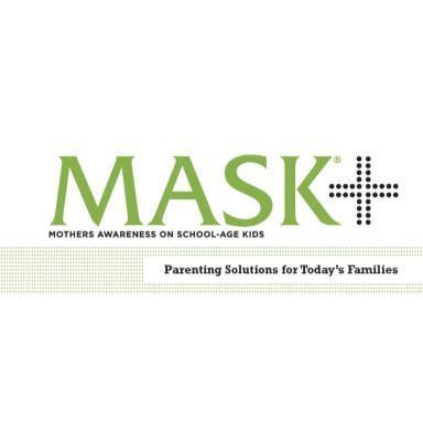MASK (Mothers Awareness on School-age Kids) Logo