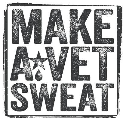 Make A Vet Sweat Logo