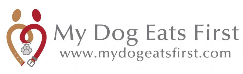 My Dog Eats First Logo