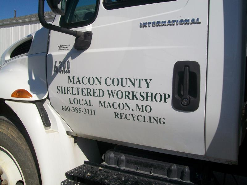 MACON COUNTY SHELTERED WORKSHOP INC Logo