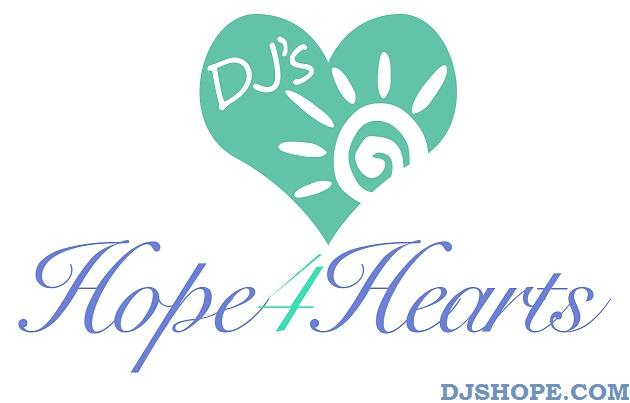 Djs Hope 4 Hearts Foundation Logo