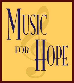 Music for Hope, Inc. Logo