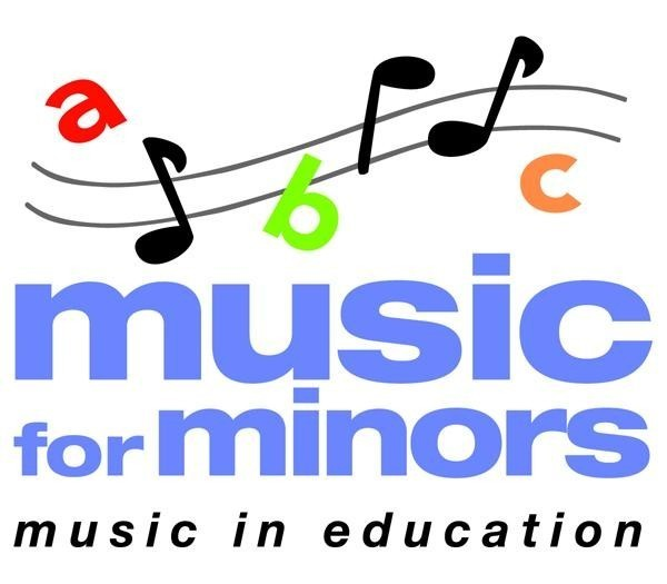 Music for Minors Logo