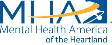Mental Health America of the Heartland Logo