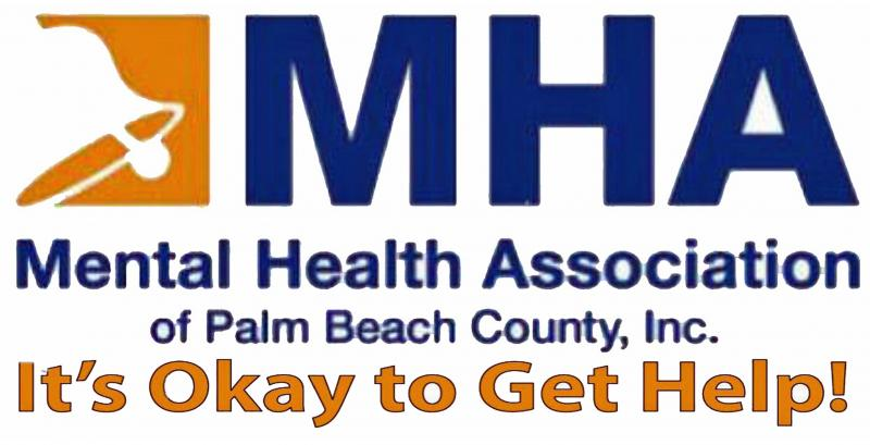 Mental Health Association of Palm Beach County, Inc. Logo
