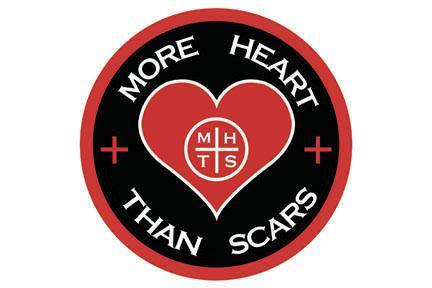 MORE HEART THAN SCARS FOUNDATION INC Logo