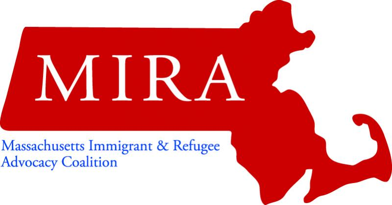 Massachusetts Immigrant and Refugee Advocacy Coalition Logo