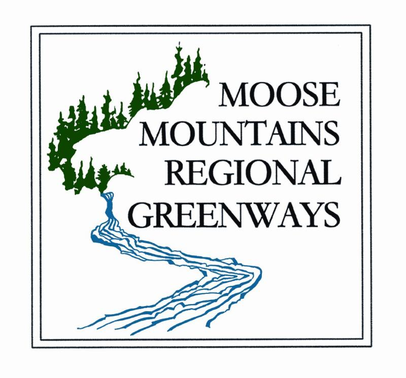 Moose Mountains Regional Greenways Logo