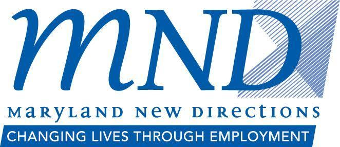 Maryland New Directions Logo