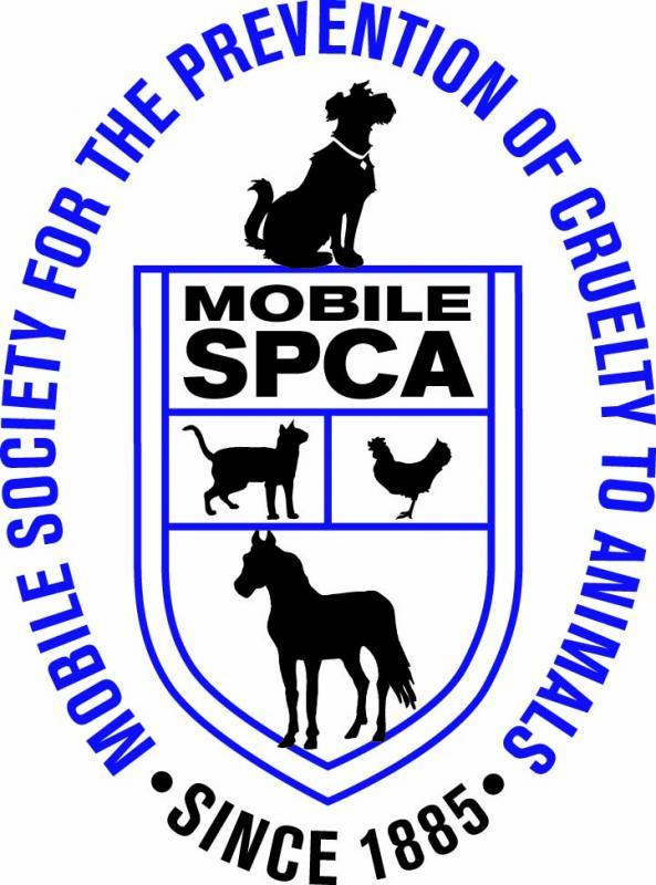 Mobile Society For Prevention Of Cruelty To Animals (Mobile SPCA) Logo