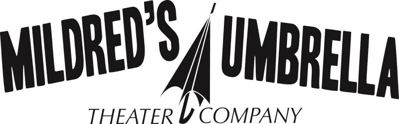 Mildred's Umbrella Theater Company Logo