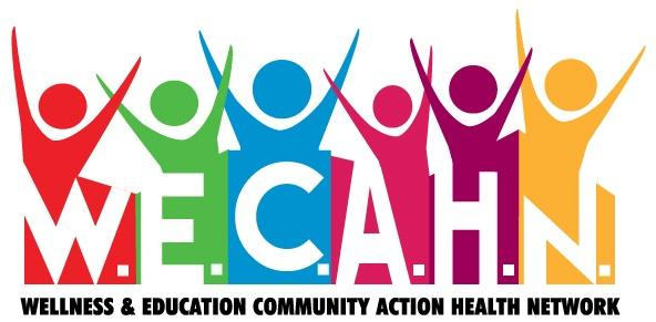 Wellness & Education Community Action Health Network Logo